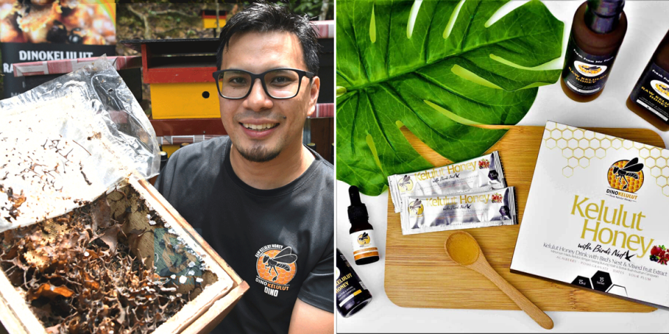 Malaysian Stingless Bee Honey startup aims to fight the pandemic with superfoods for better health | BEAMSTART News