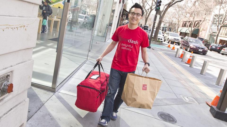 DoorDash goes public; CEO now worth over $3 billion and SoftBank gains 16x returns | BEAMSTART News