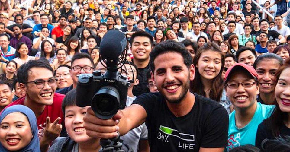 Nas Academy forms new partnership with Grab to groom 100 aspiring content creators. | BEAMSTART News