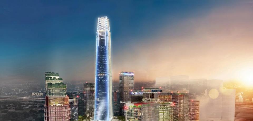 Spaces Exchange 106 co-working space to launch at Malaysia's tallest building | BEAMSTART News