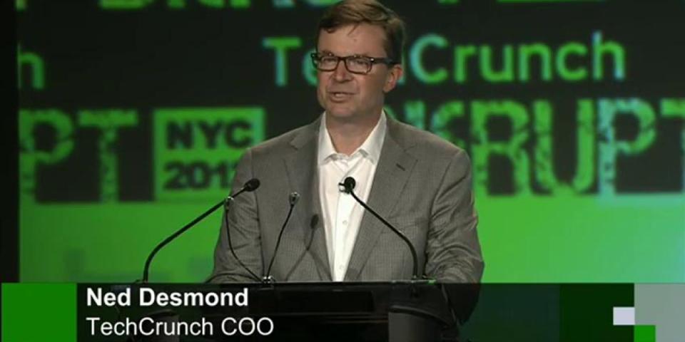 TechCrunch ex-COO Ned Desmond has joined VC firm SOSV as senior operating partner | BEAMSTART News
