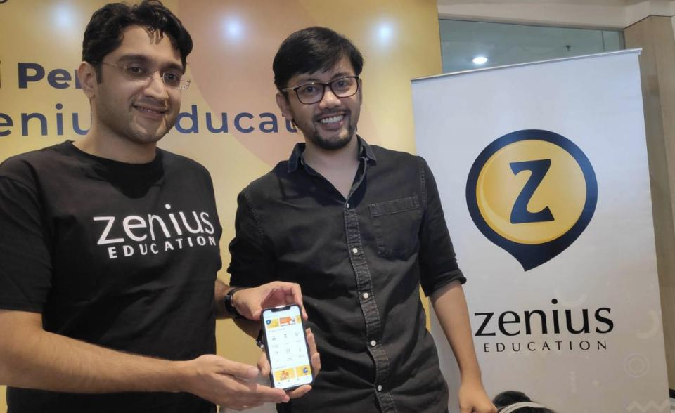 Zenius receives new funds for expansion across Indonesia | BEAMSTART News