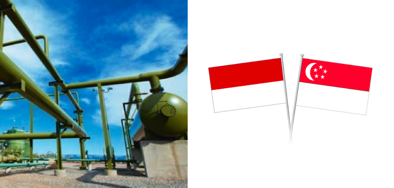 Indonesia to stop gas exports to Singapore in 2023