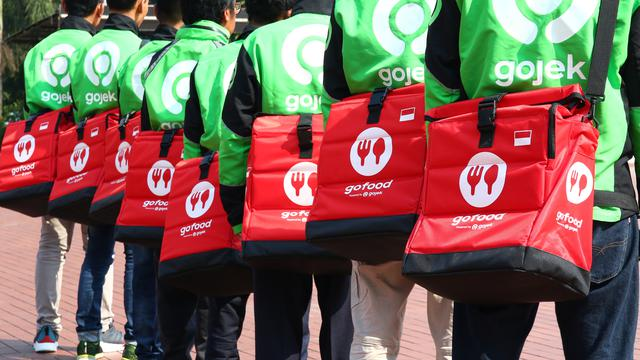 Indonesia's Gojek targets 100 million orders per month in Gofood