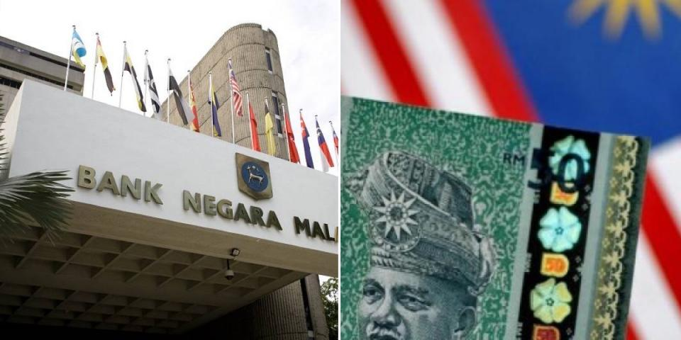Malaysian Ringgit falls lower to RM4.16 against the Dollar.