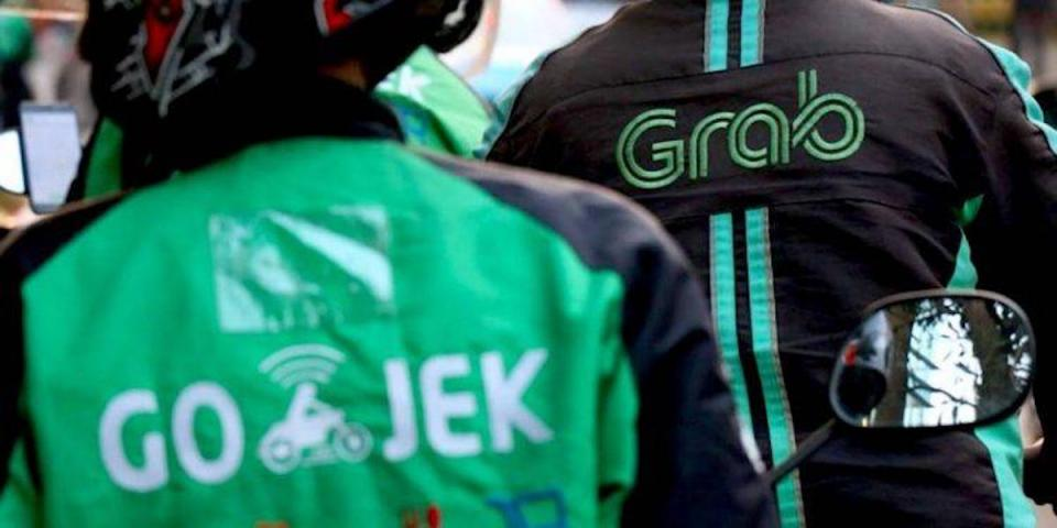 Grab and Gojek in talks for merger. | BEAMSTART News
