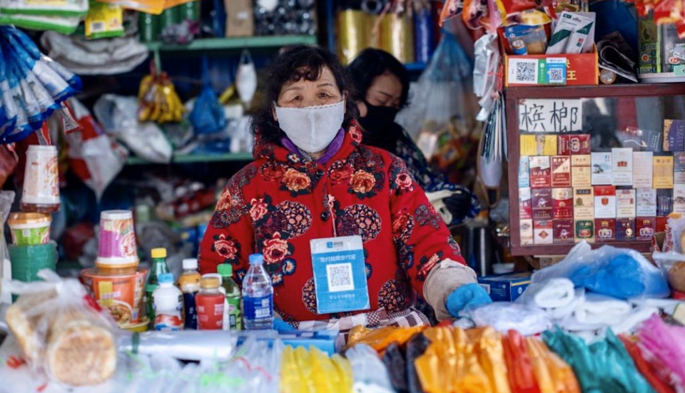 Alipay reports signs of economic recovery in China. | BEAMSTART News