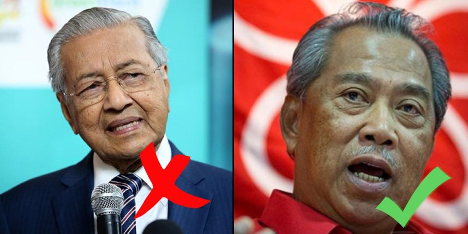 Malaysia's 8th Prime Minister is Muhyiddin Mohd Yassin. | BEAMSTART News