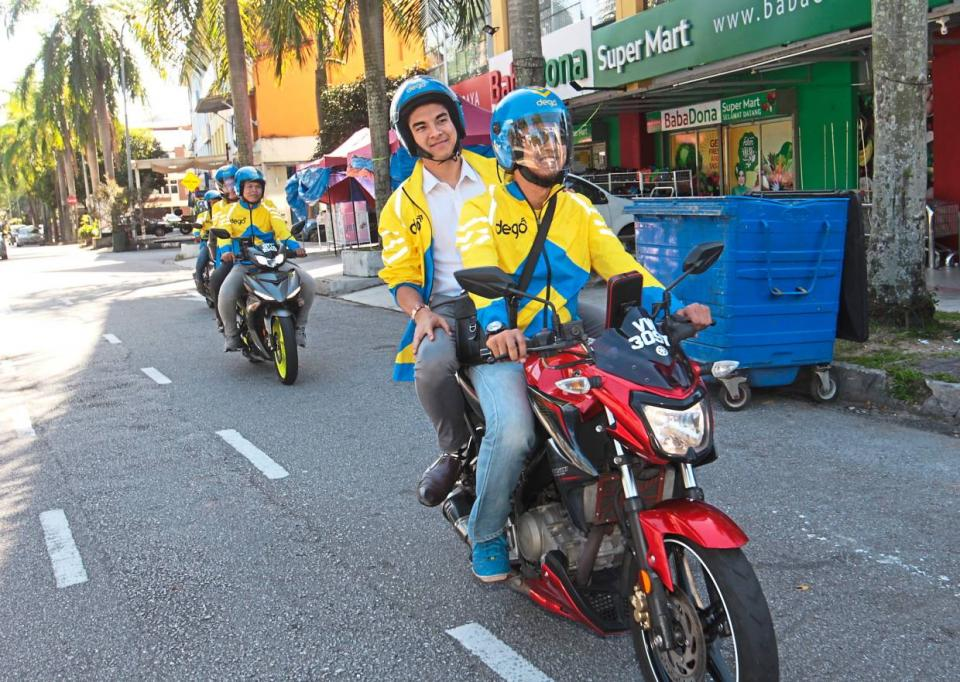 Malaysia's Dego Ride refreshes its operation at the start of 2020