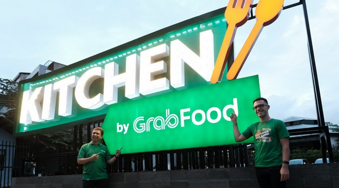 GrabKitchen launched in Singapore | BEAMSTART News
