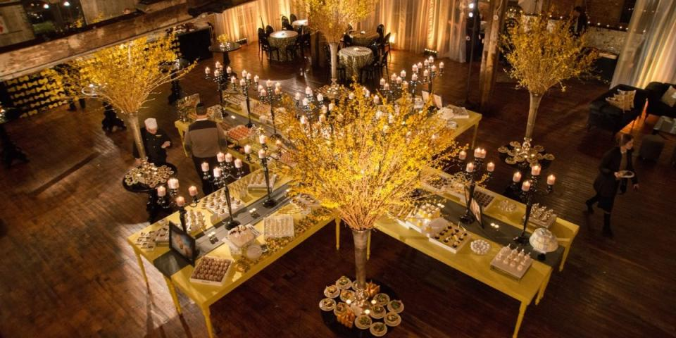 Choose the best wedding event flowers for your wedding in NYC