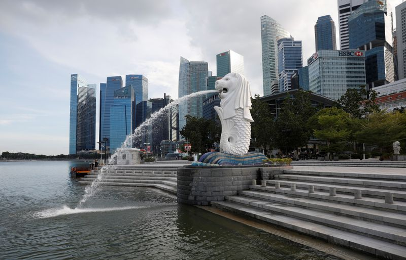 Singapore retail sales crash 52% in May due to Circuit Breaker measures.