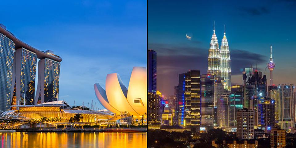 Singapore and Malaysia to reopen borders for business travel from August 10.