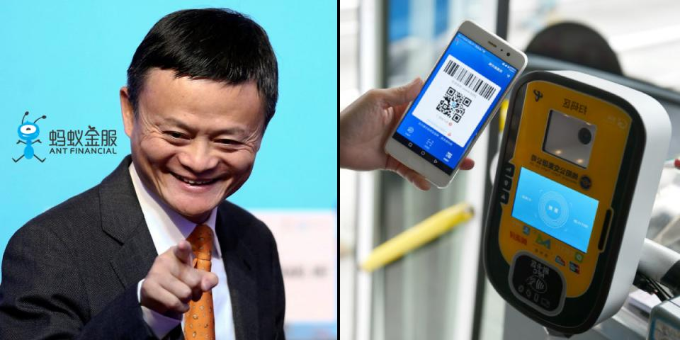 Jack Ma's Ant Group is going public; Valued at $200 billion.