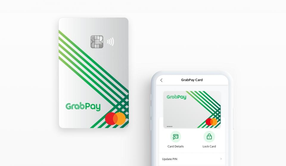 GrabPay Card launches in The Philippines; powered by Mastercard.