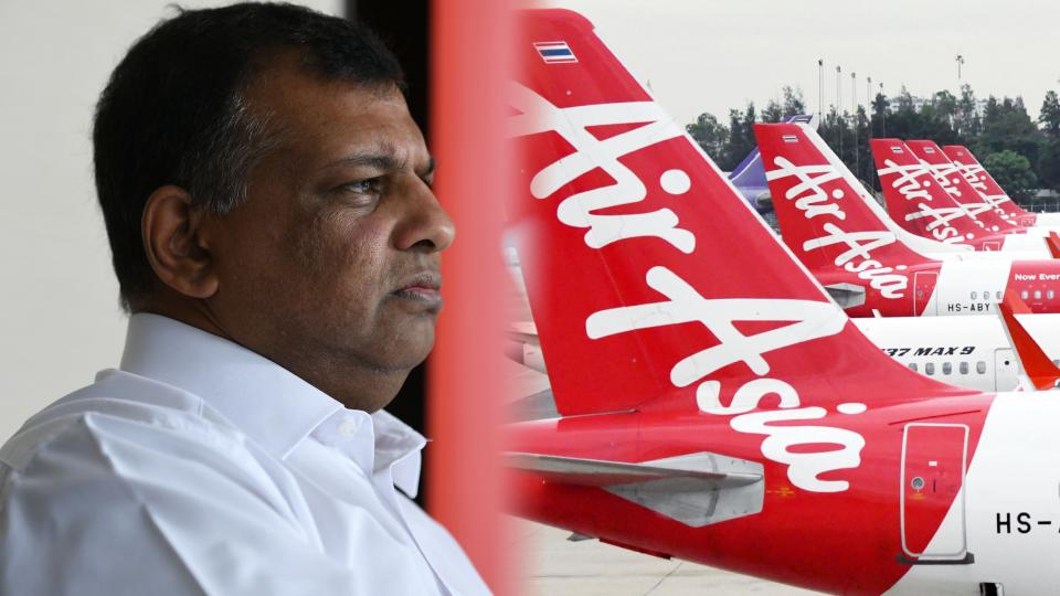 AirAsia to cut 300 workers; will scale down operations | BEAMSTART News