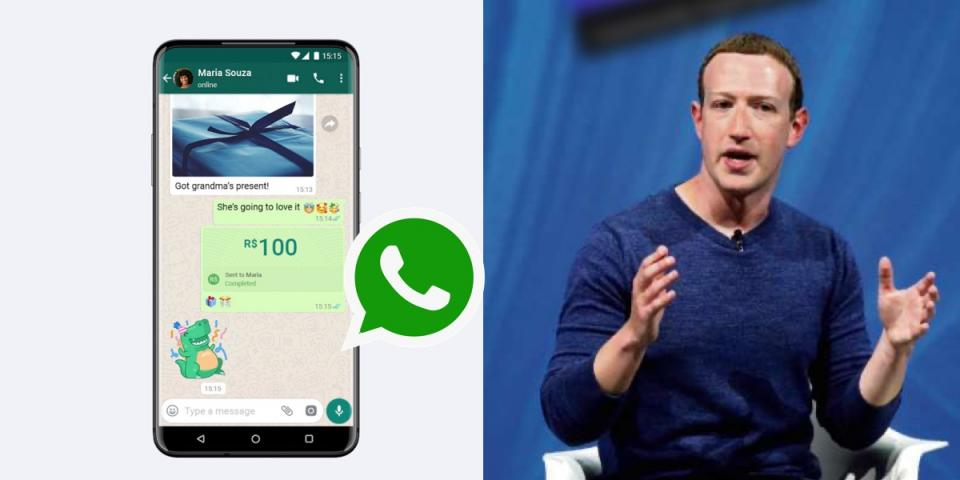 WhatsApp has launched payments.