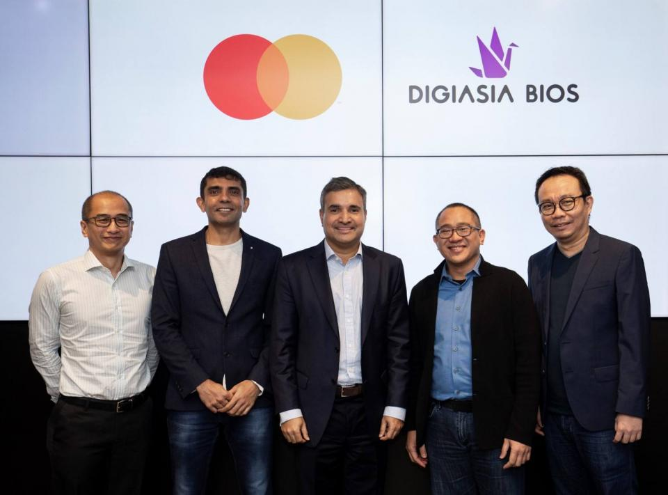 Mastercard to invest in Indonesian startup Digiasia.
