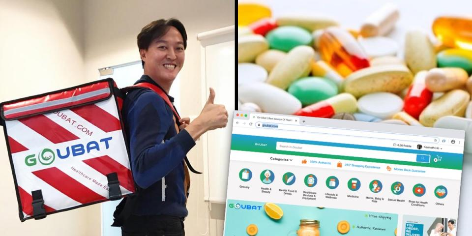 GoUbat.com lets Malaysians buy healthcare products online; delivered in under 2 hours.   BEAMSTART News