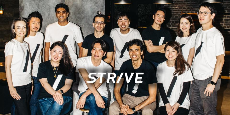 STRIVE VC has closed a $100 million fund to invest in Asia. | BEAMSTART News