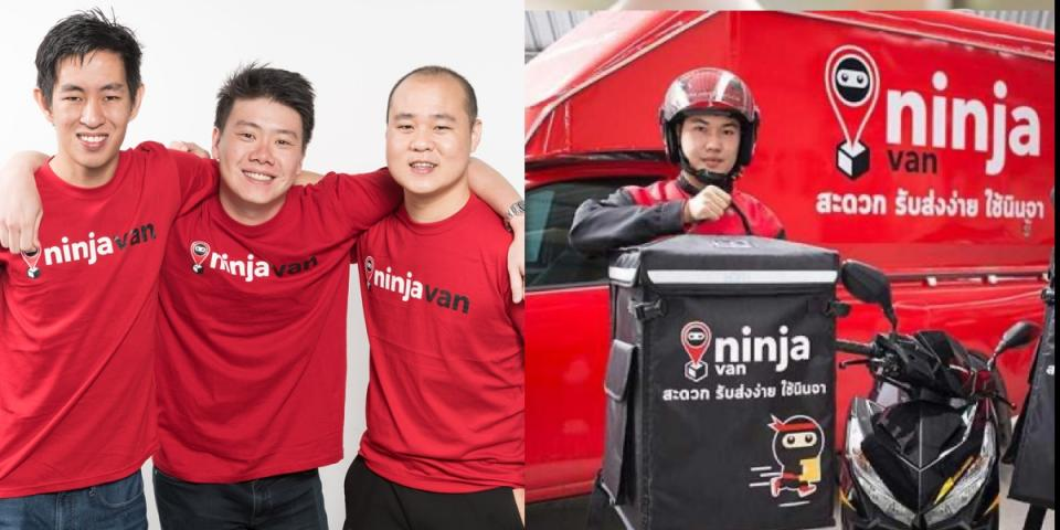 Logistics company, Ninja Van, raises $274 million in funding.