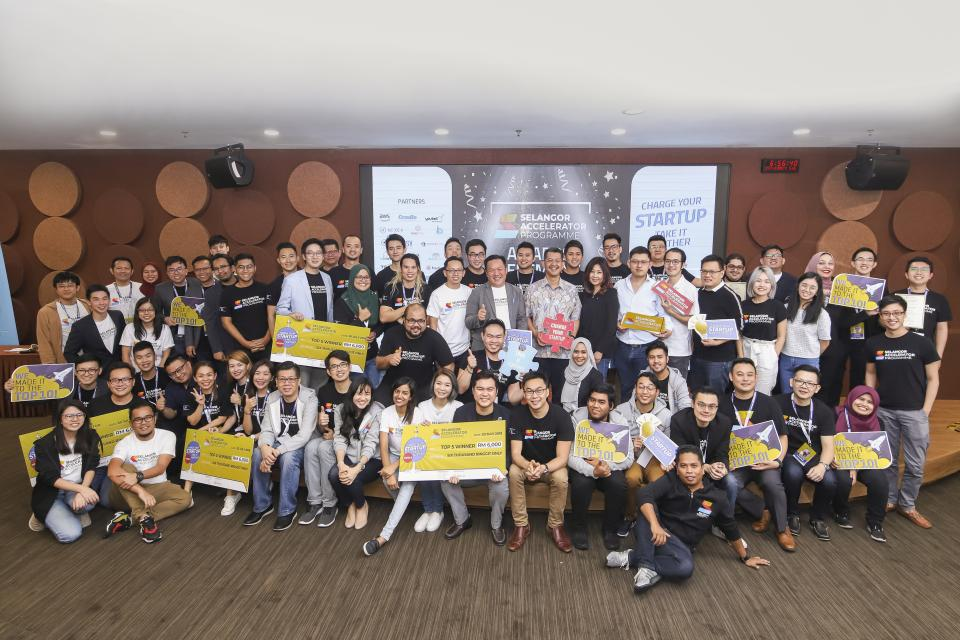 Selangor Accelerator Programme (SAP) 2020 3rd cohort is open for registration