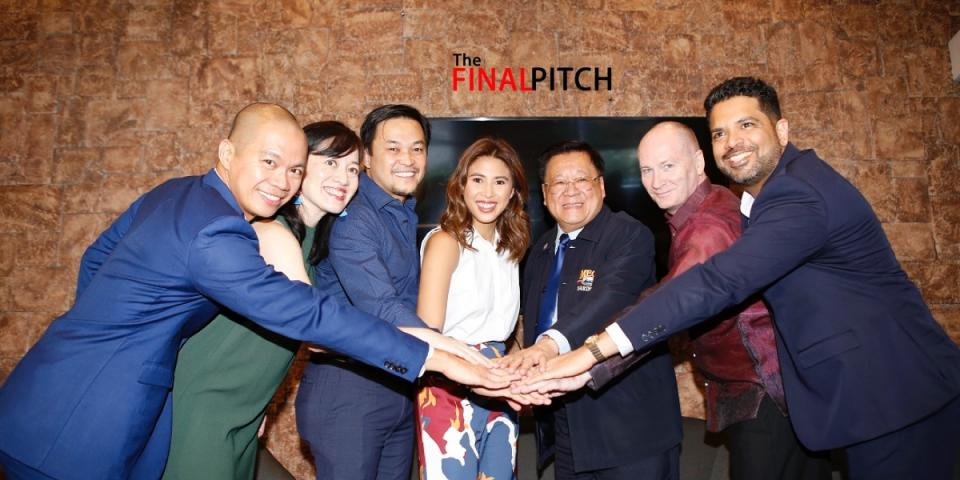 THE Final Pitch calls for startups & non-profits with pandemic solutions. | BEAMSTART News