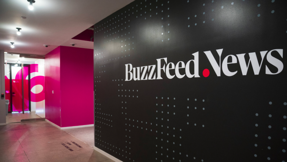 Buzzfeed shuts down in UK and Australia; will focus on US news instead.