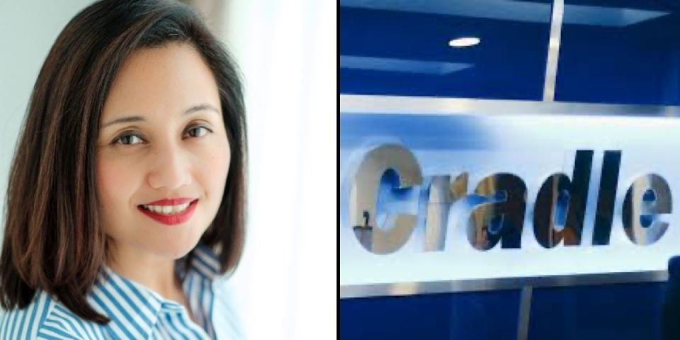 Malaysia's Cradle Fund appoints new CEO — Rafiza Ghazali, CFO of Velesto Energy BHD.