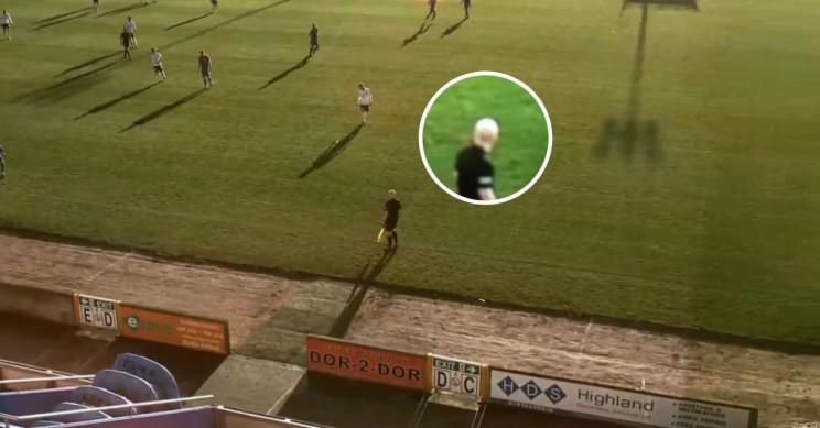 When technology fails - AI Camera mistakes referee's bald head for football | BEAMSTART News