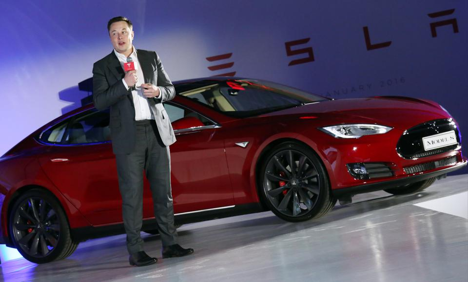 Elon Musk now second richest person with Tesla's valuation crossing $500 billion | BEAMSTART News