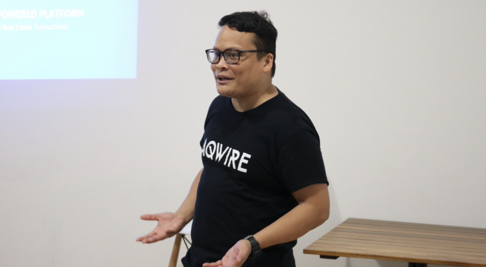 Philippines's startup AQWIRE raises $2.1m in Series A round led by Spiral Ventures | BEAMSTART News