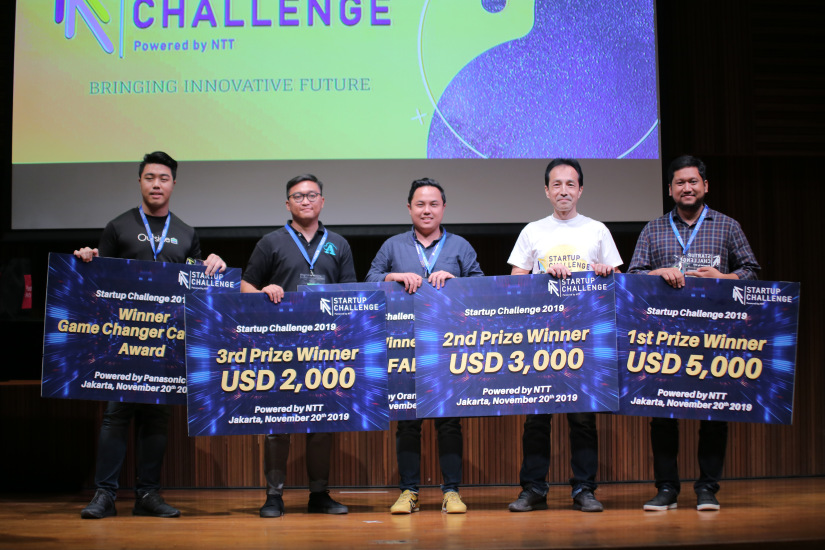 NTT  Startup Challenge 2020 registrations are open to startups in SouthEast Asia | BEAMSTART News