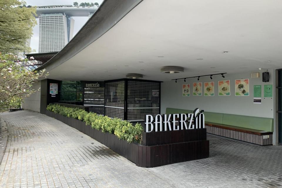 Singapore's cafe chain, Bakerzin, closes down all stores for good. | BEAMSTART News
