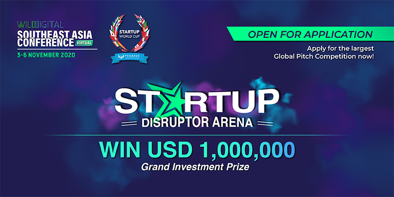 This upcoming live pitching competition lets startups win $1 million in funding from investors. | BEAMSTART News