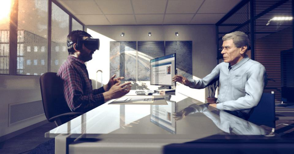 This startup lets you practice firing employees in virtual reality.