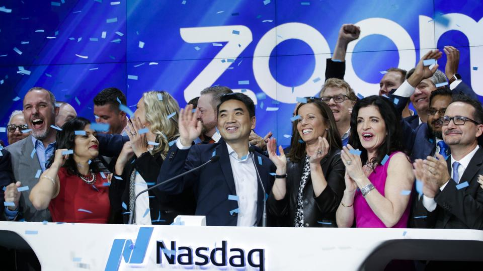 9 year-old Zoom's market cap is now worth more than 130 year-old ExxonMobil | BEAMSTART News