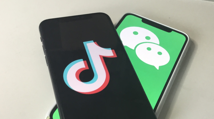 "China vows to  ""fight back"" if TikTok and WeChat are banned."