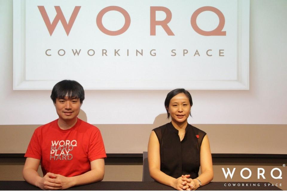 Malaysia's WORQ co-working space raises $2.4 million in funding for expansion.