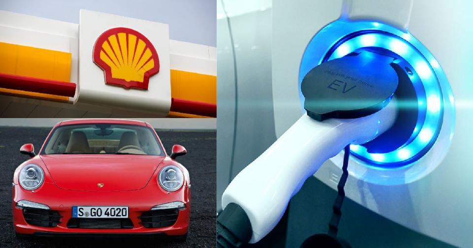 Porsche and Shell plan to set up an EV charging network between Malaysia and Singapore | BEAMSTART News
