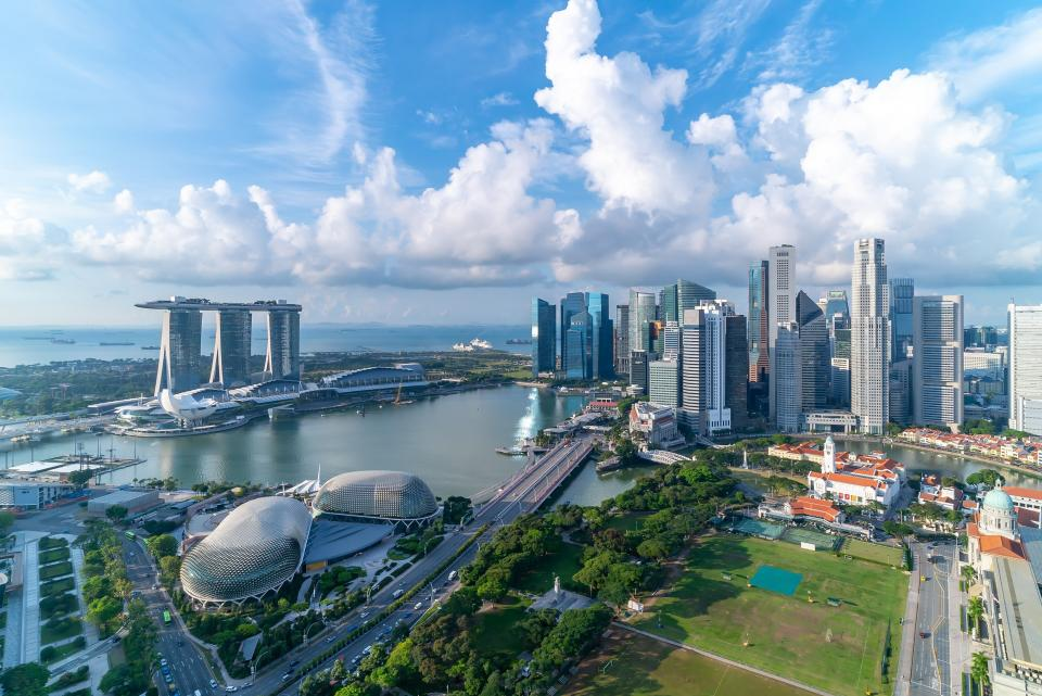 Singapore startup companies raised $5.5 billion in funding for 2020; falling by 35% | BEAMSTART News