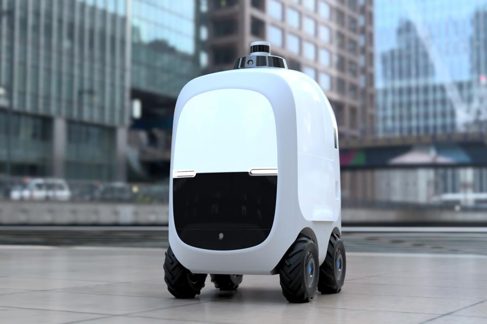 Otsaw Digital is testing robot deliveries in Singapore with 700 households | BEAMSTART News