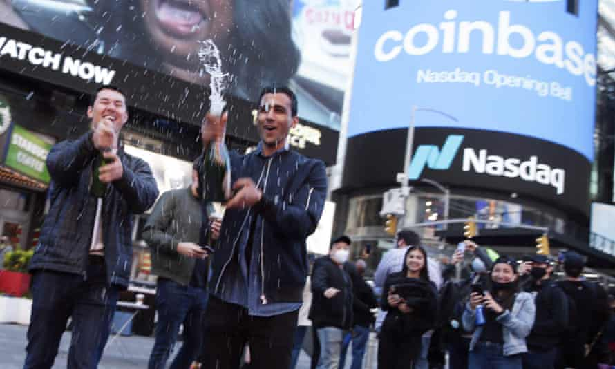 Coinbase worth over $86 billion after going public, sends Bitcoin prices up | BEAMSTART News