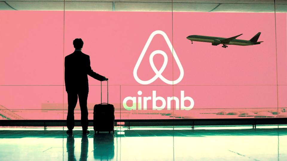 AirBnb lost $3.9 billion; CEO positive travel will return with vaccine rollout | BEAMSTART News