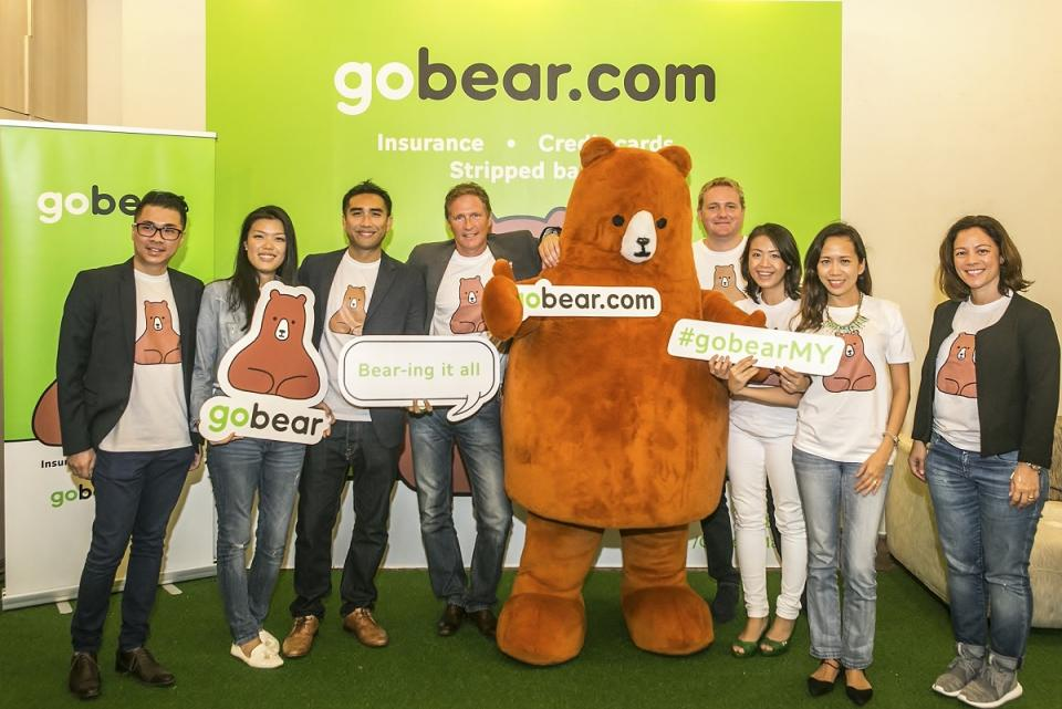 GoBear financial products comparison startup shuts down after raising $97 million in funding | BEAMSTART News