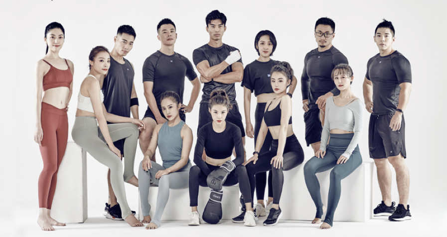 Keep fitness app from China just raised $360 million led by SoftBank Vision Fund | BEAMSTART News