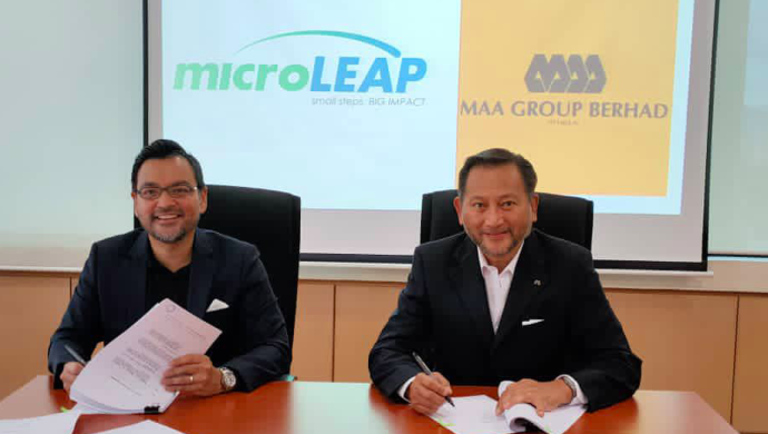 microLEAP is helping Malaysian micro-enterprises access Shahriah-compliant loans; raises $3.26 million from MAA Group | BEAMSTART News