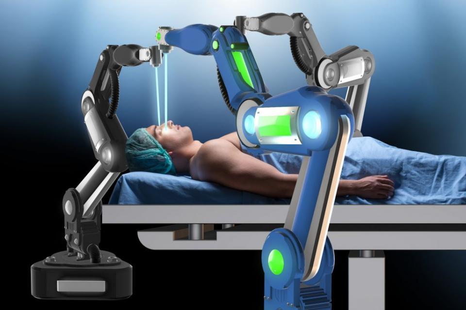 Robotic Surgery is a rising industry in China; Surgerii raises $46 million | BEAMSTART News