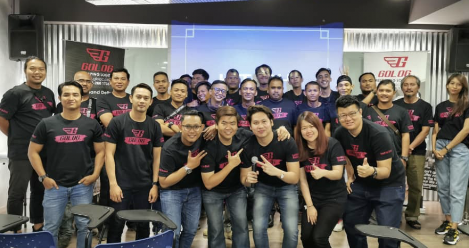 Malaysia's GoLog hits minimum crowdfunding target; continues to rise as more investors join in | BEAMSTART News