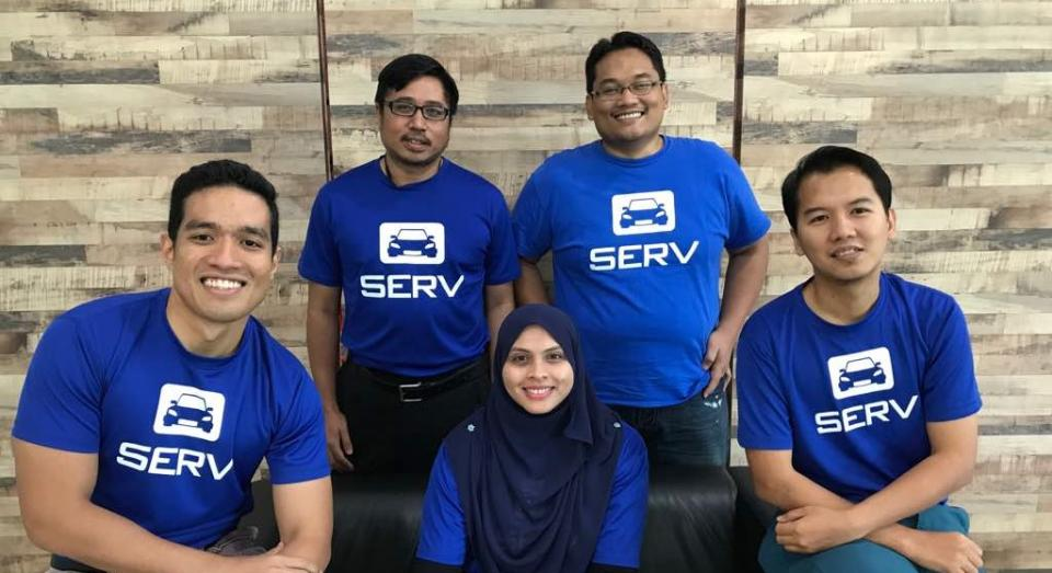 Malaysia's SERV wants to be the app for vehicle owners; growing 2X year-on-year | BEAMSTART News